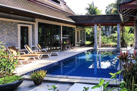 Sabai Private Pool Villa Khao Lak
