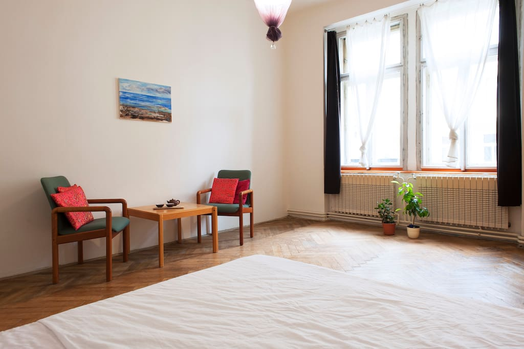 Santai bedroom