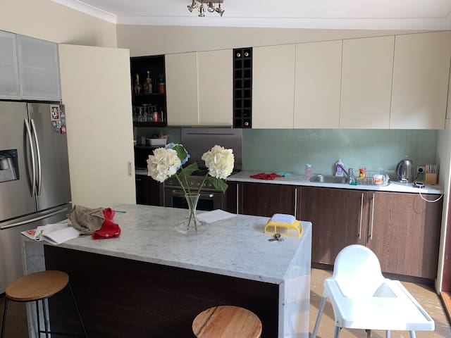Huge Sydney home. Perfect for families & long stay