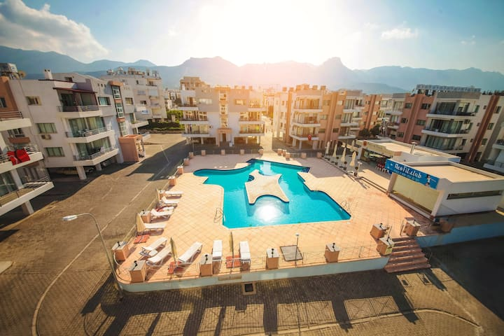 Kireniya   Сomfortable apartment - Girne - 公寓