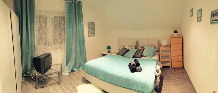Privat room/ Doppelzimmer