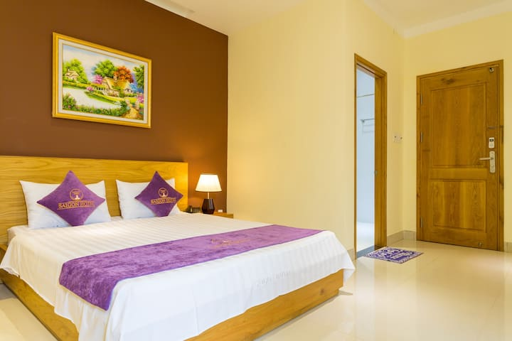 MARVELOUS  Room # 201 in central D1 - Ho Chi Minh City - Huis