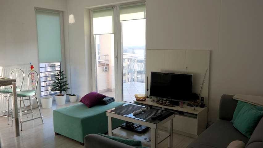 Room for Rent close to Lake, Forest, City Center - Olsztyn