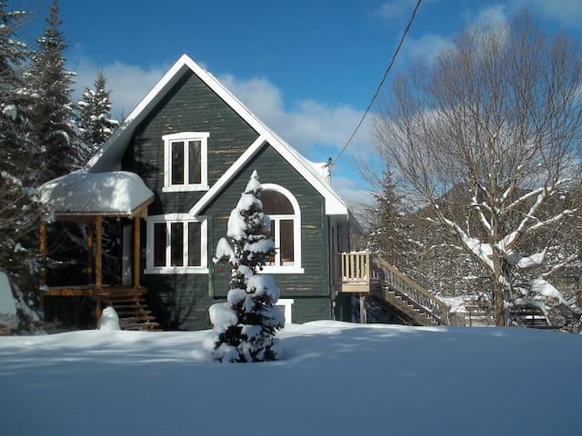 Maison à la montagne - Sainte-Brigitte-de-Laval - House