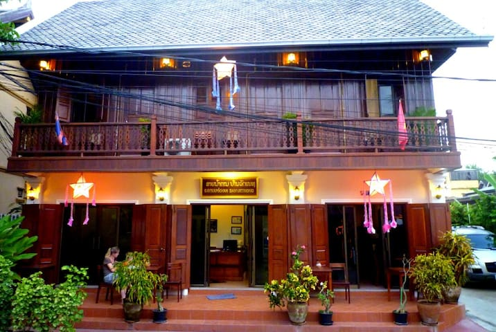 Pakhongthong villa Double bed Patio Room