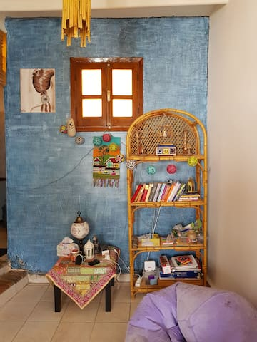 The dream house (female guests)