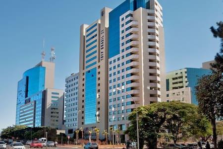 #SejaMeuHóspede - FLAT Hotel Meliá - Brasília - Apartamento