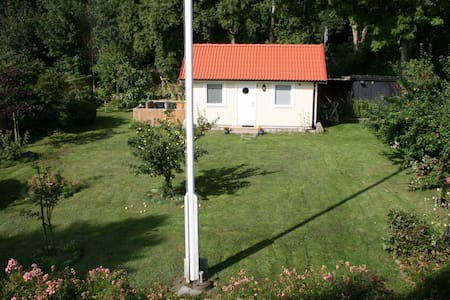 25 m2 cottage close to the sea