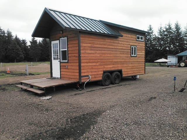 Tiny House on Tires - Forks - Kabin