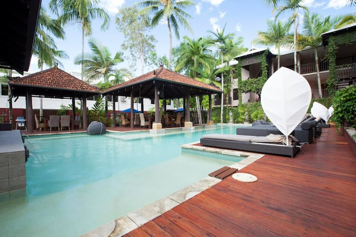 Hibiscus Gardens 2 Bedroom Apartment - Port Douglas - Apartment