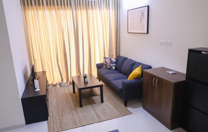 1.5 BHK AC Apartment in Dabolim ID: 18542127
