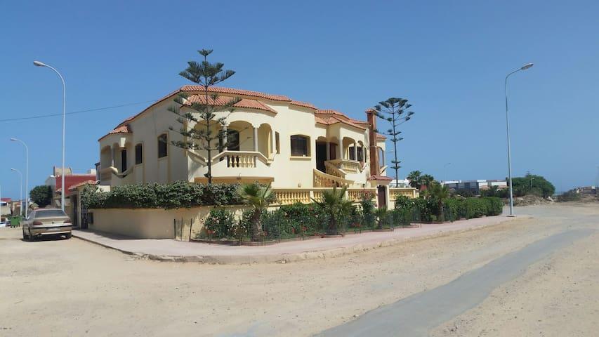 Rdc de villa - Sidi Bouzid
