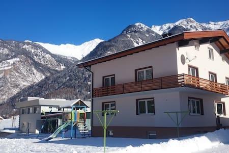 Útulné ubytovanie v Tirolských Alpách.... - Umhausen