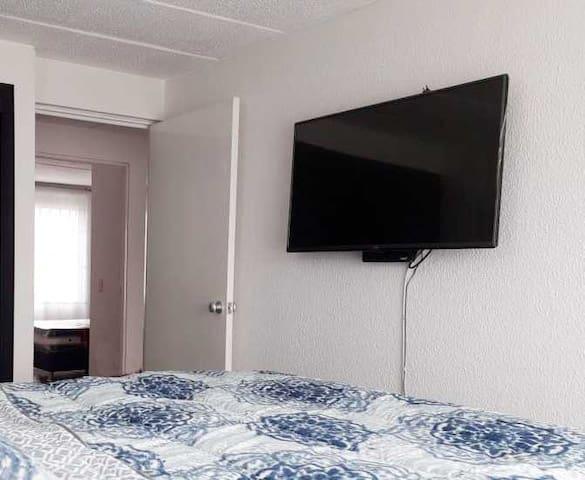 Televisor 3D habitación Principal