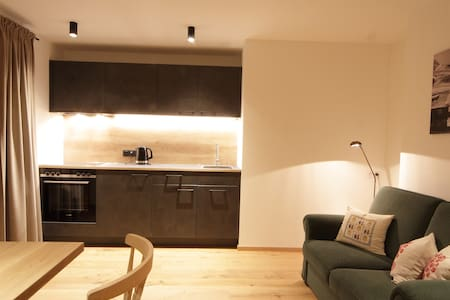 2-Personen Apartment in FIEBERBRUNN