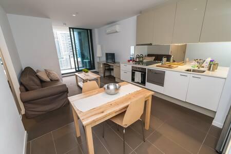 A Cozy CBD Residence Next to Southern Cross