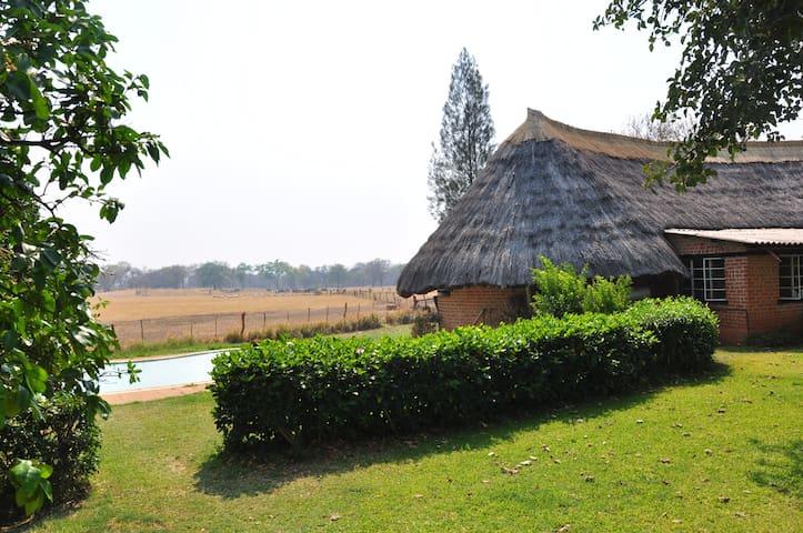 Le Gite, Momba Farm, Choma, Zambia