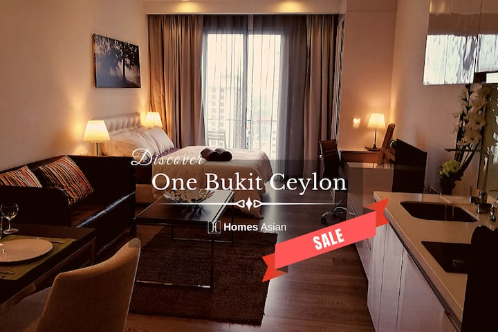 One Bukit Ceylon by Homes Asian - Deluxe.i179