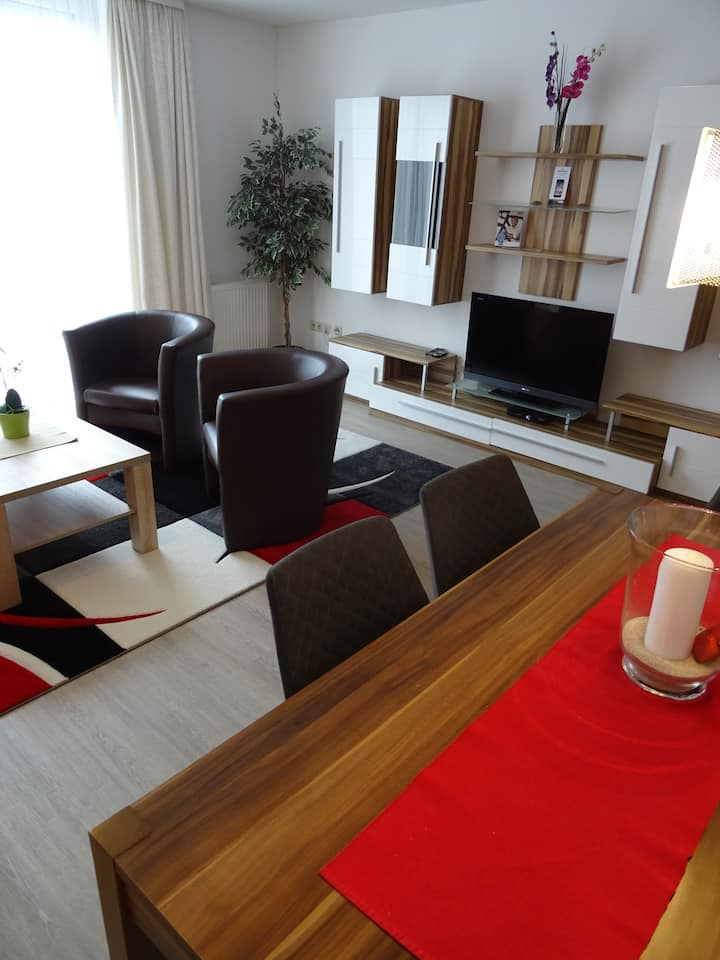 Appartements am Kirchplatz Typ B/95m²