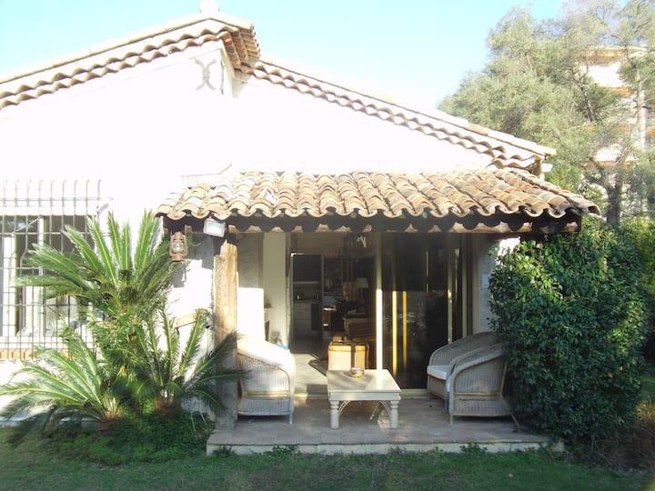 Villa avec piscine à Juan Les Pins