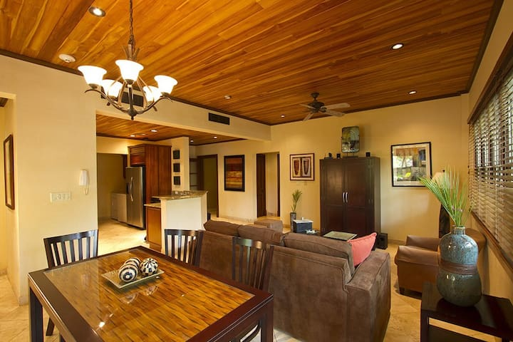 Dining Area and Great Room