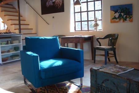 Provencehaus 2016 fein saniert und loftig. - Rousset-les-Vignes
