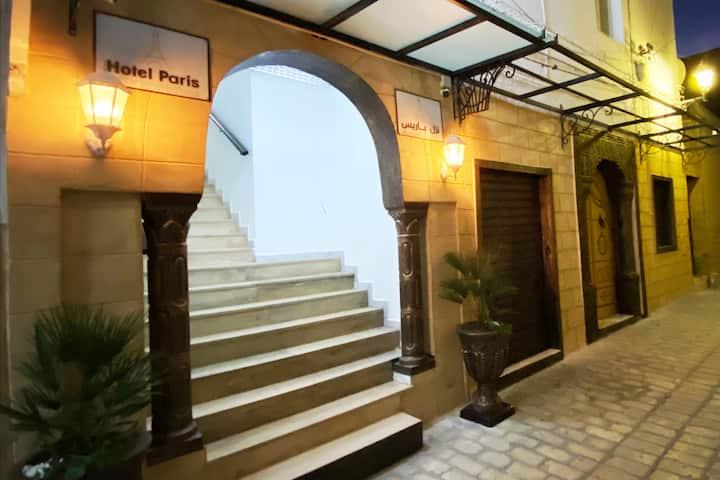 Hotel Paris Chambre single - Salle de bain privée