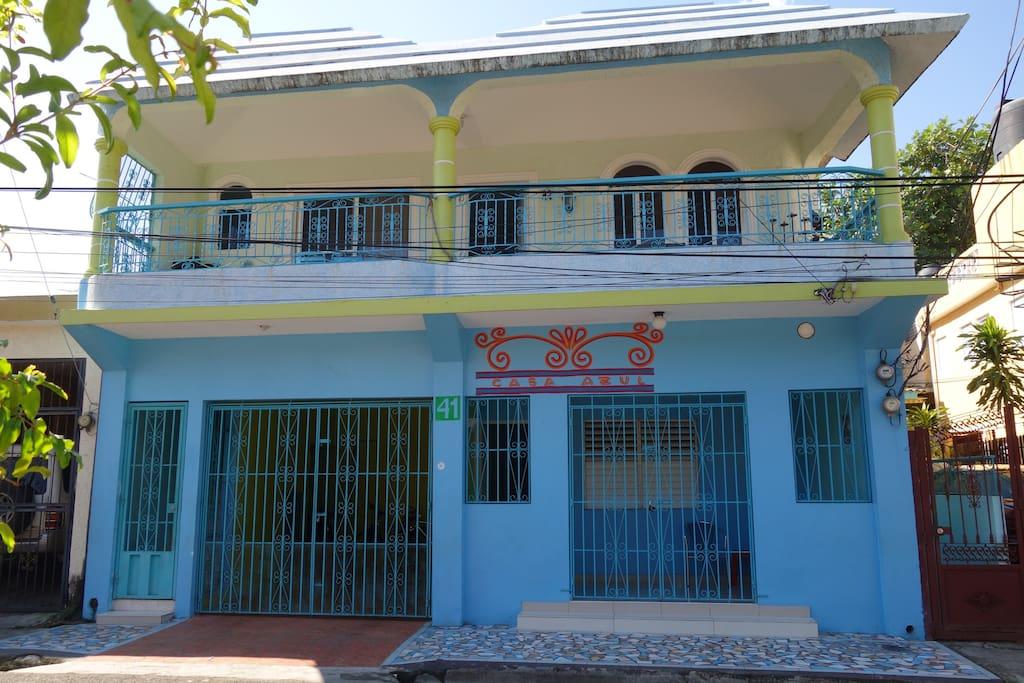 Casa azul apartment garden view appartements louer puerto plata puerto plata r publique - Apartamentos puerto plata ...