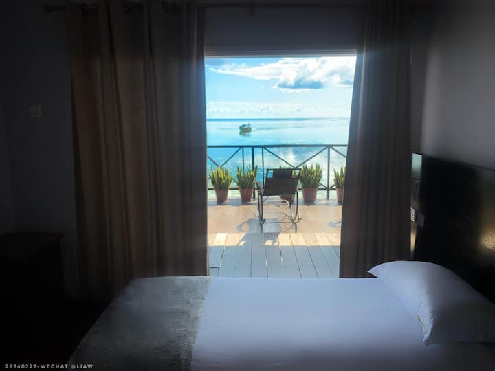 Mabul Noble SCUBA Resort[including three meals]