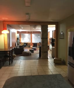 Cozy room in the heart of Creston - Creston - Haus