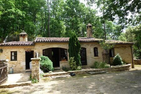Clematites - Auriac-du-Périgord - Casa