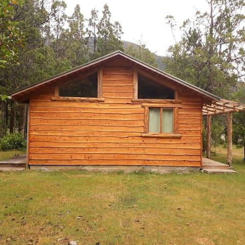 cabaña Primer Corral