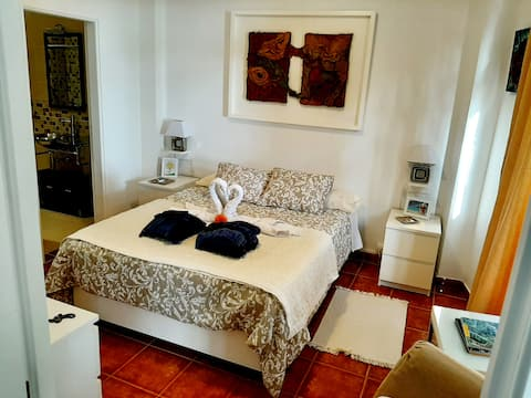 Al-Cova House, Apartment +terrace with fiver optic