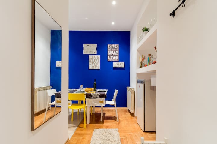 Friendly apartment in the Center of Zagreb