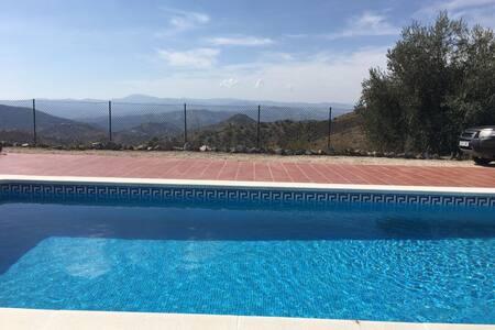 B&B in Sedella with spectacular views - Sedella - House