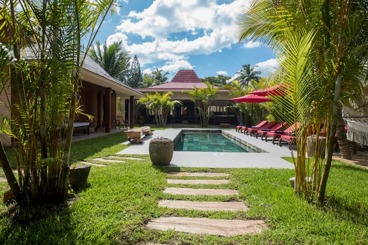 Merveilleuse Villa Javanaise