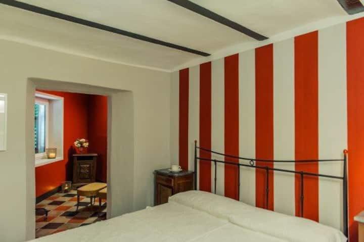Suite Le Ciazze - romantica ed elegante 35 km GE