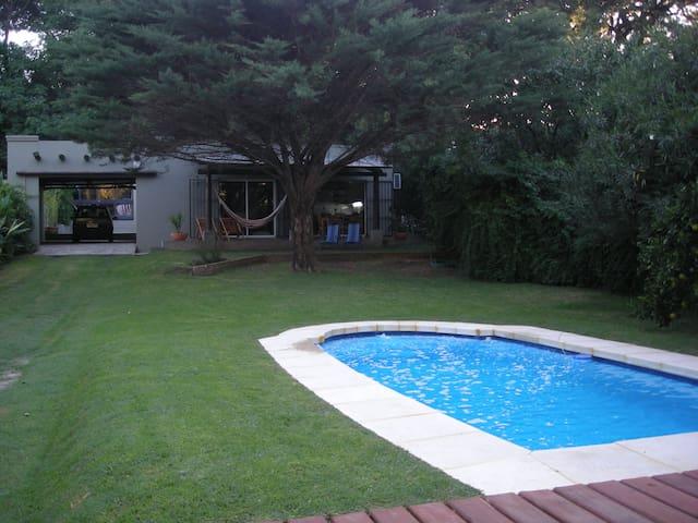 El Goce Pagano Casa + loft y pileta