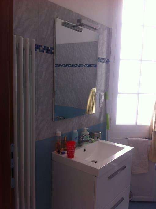 Salle de Bain Bathroom - Bagno