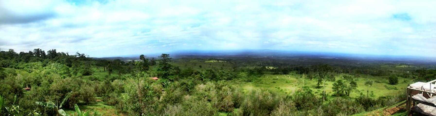Maquengue Falls