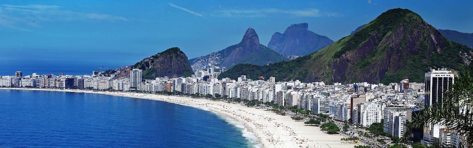VALOR PROMOCIONAL P/ COPACABANA!!! - Rio de Janeiro - Apartment