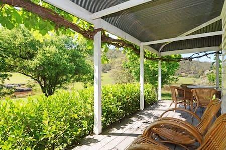 Avoca House - South Cottage - Aamiaismajoitus