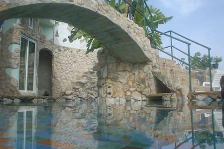 Paraíso de Piedra apartamento AnatoliaGreen - 林孔德拉維多利亞