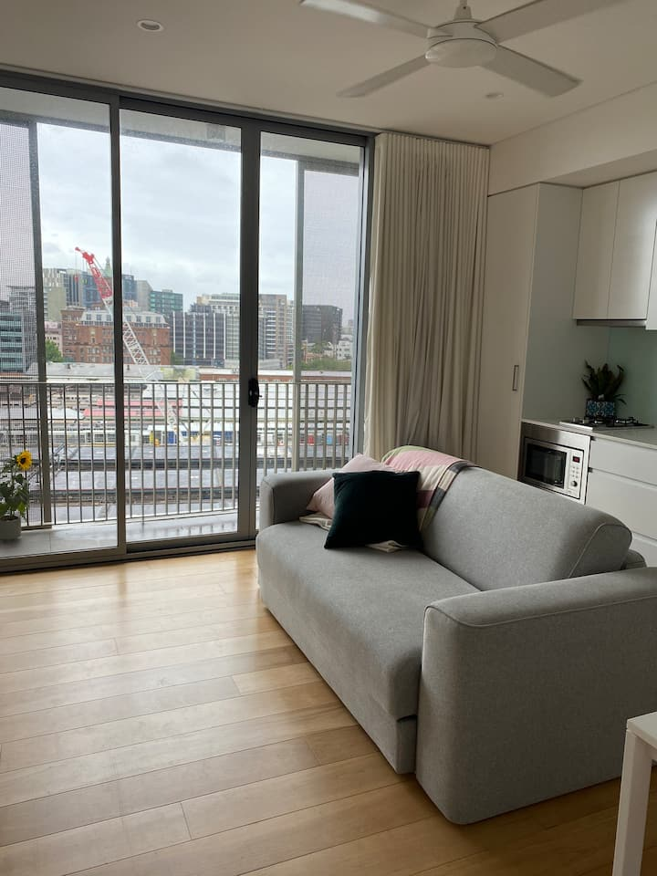 Modern one bedroom apartment in Surry Hills