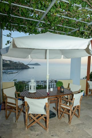 Nice two bedrooms apartment with seaview/sunset - Mirties - Apartment