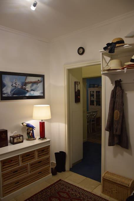 Eingang/Diele maritim