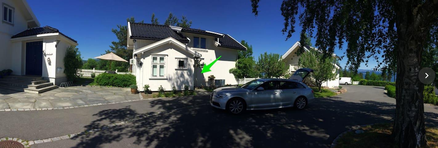 Koiaodden - Asker - Domek gościnny
