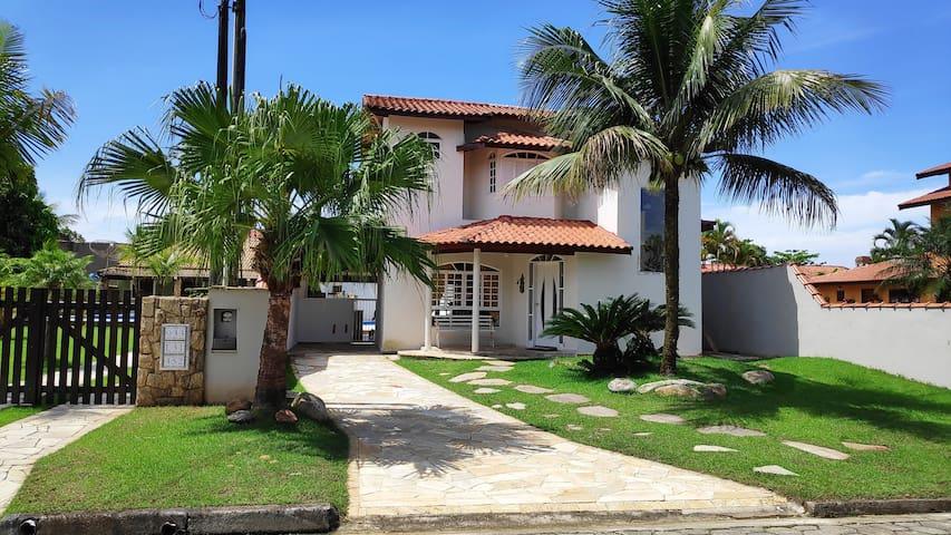Casa de praia em Boracéia - Cond. Morada da praia.