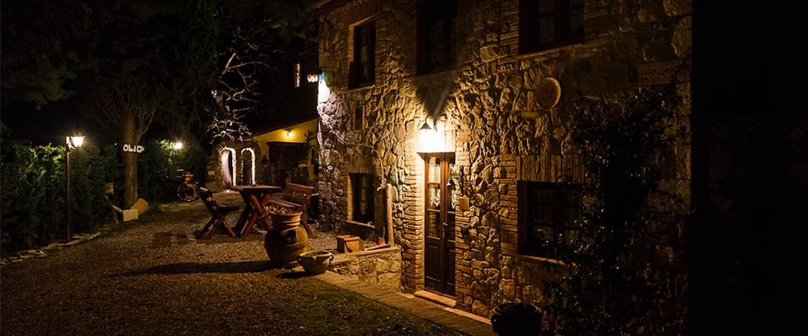 Agriturismo il Noce - Castiglione D'orcia - Lejlighed