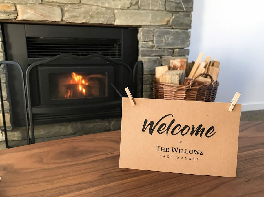 Warm welcome to The Willows
